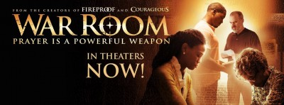 War Room - One Night Only Film Screening! @ Ignite Church
