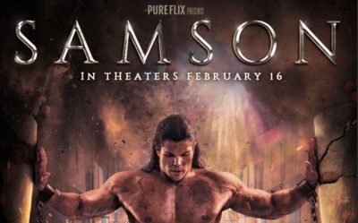 Samson (2018)  - Film Screening @ Lighthouse Baptist Church | Hinesburg | Vermont | United States