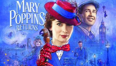 Mary Poppins Returns @ United Church of Randolph